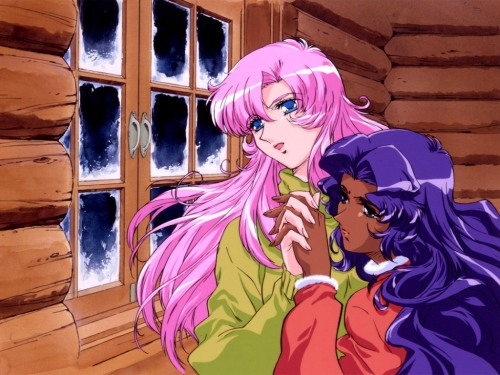 Revolutionary Girl Utena warm scene