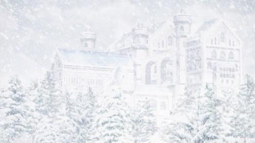 Fate/zero snowy castle