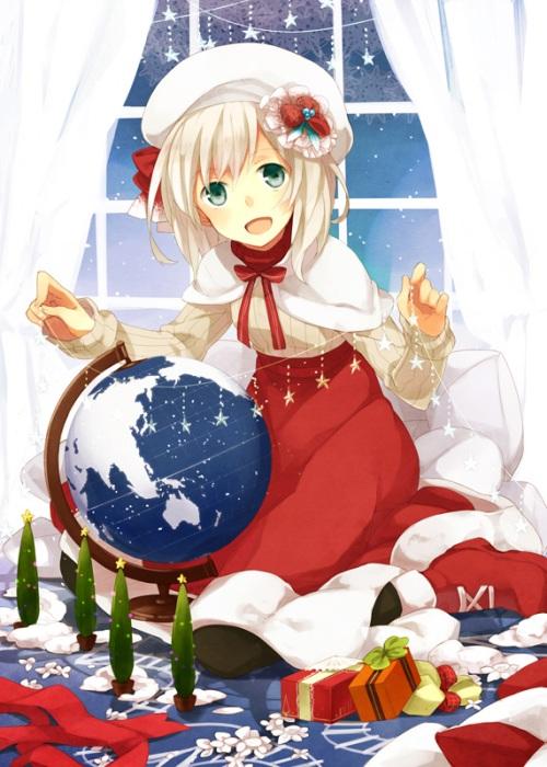 Christmas art!