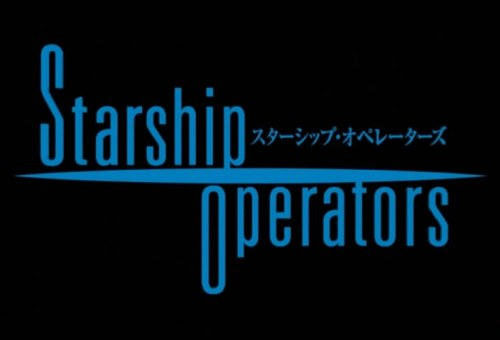 Starship Operators title screen